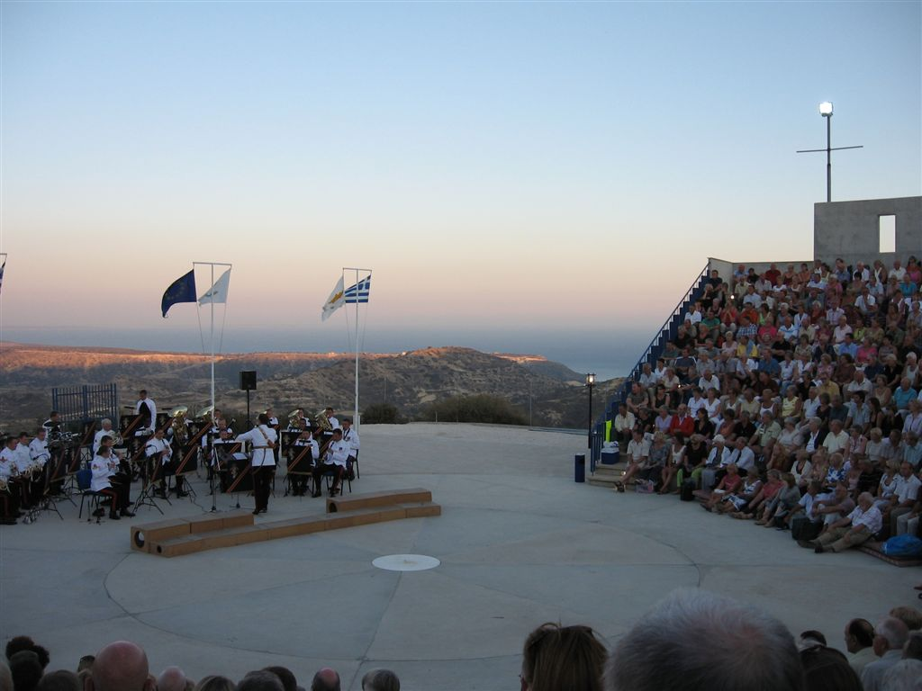 Pissouri Amphitheatre Cyprus