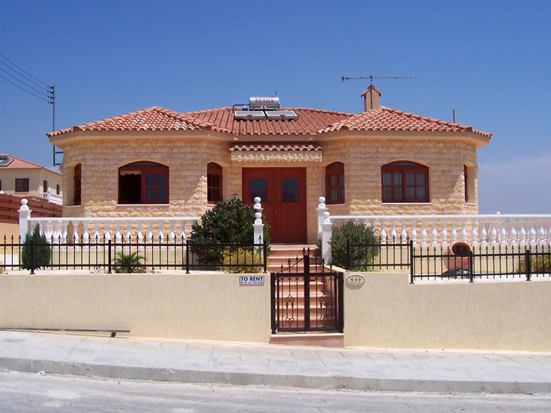 Laneia Cyprus Villa With Swimming Pool At Pissouri